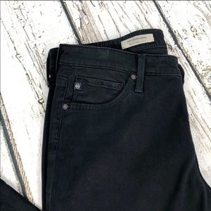Ag Adriano Goldschmied Jeans - Adriano Goldschmied Stevie Slim Strght Ankle Jeans